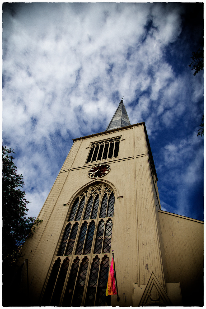 Photograph Time to go to Church by Matt Staub on 500px
