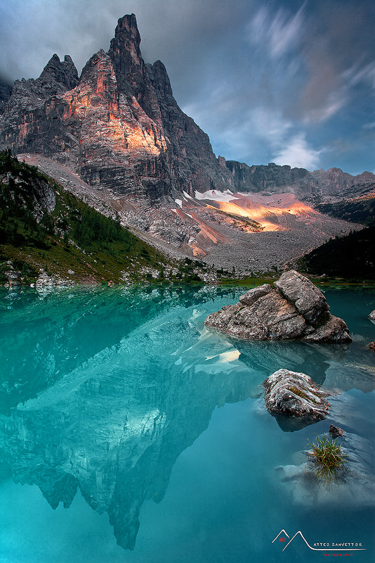Photograph Turquoise Dream by Matteo Zanvettor on 500px