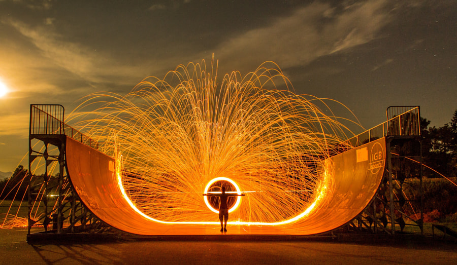 Photograph Burn by Max Spechtler on 500px