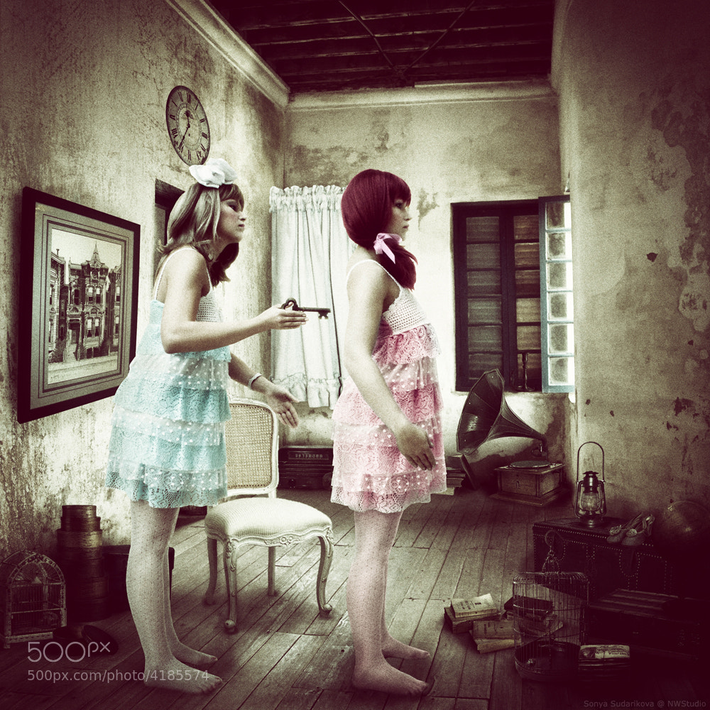 Photograph Dolls by Sophia Sudarikova on 500px
