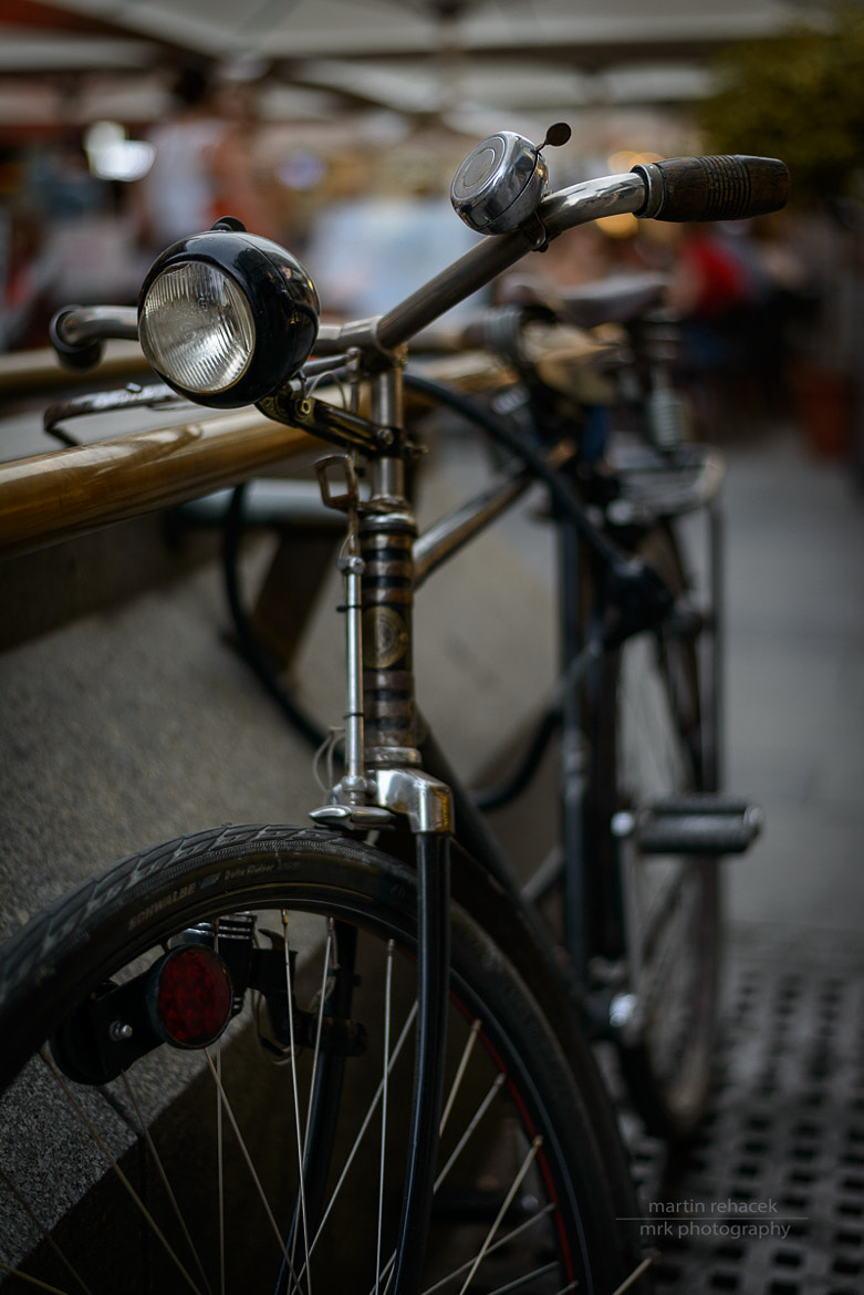 Photograph old bike 2 by Martin Rehacek on 500px