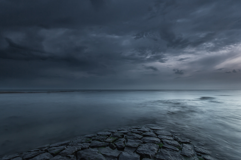 Photograph Waiting for a dramatic evening.... by Jan Teeuwen on 500px