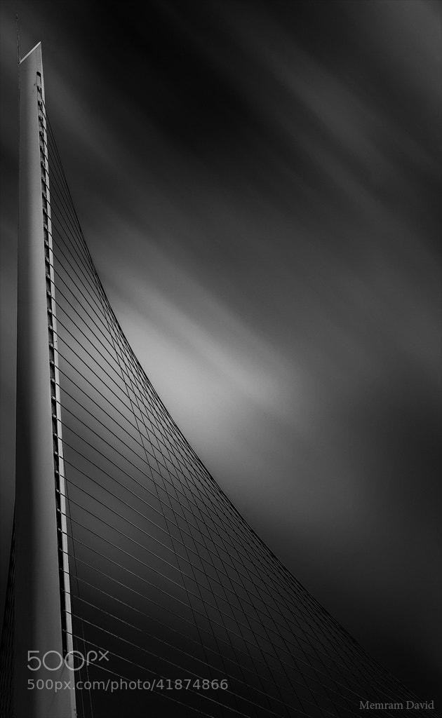 Photograph Jerusalem bridge by David Memram on 500px