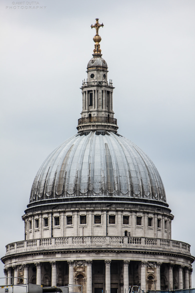 Photograph St. Paul's Cathedral Dome by Amit Dutta on 500px