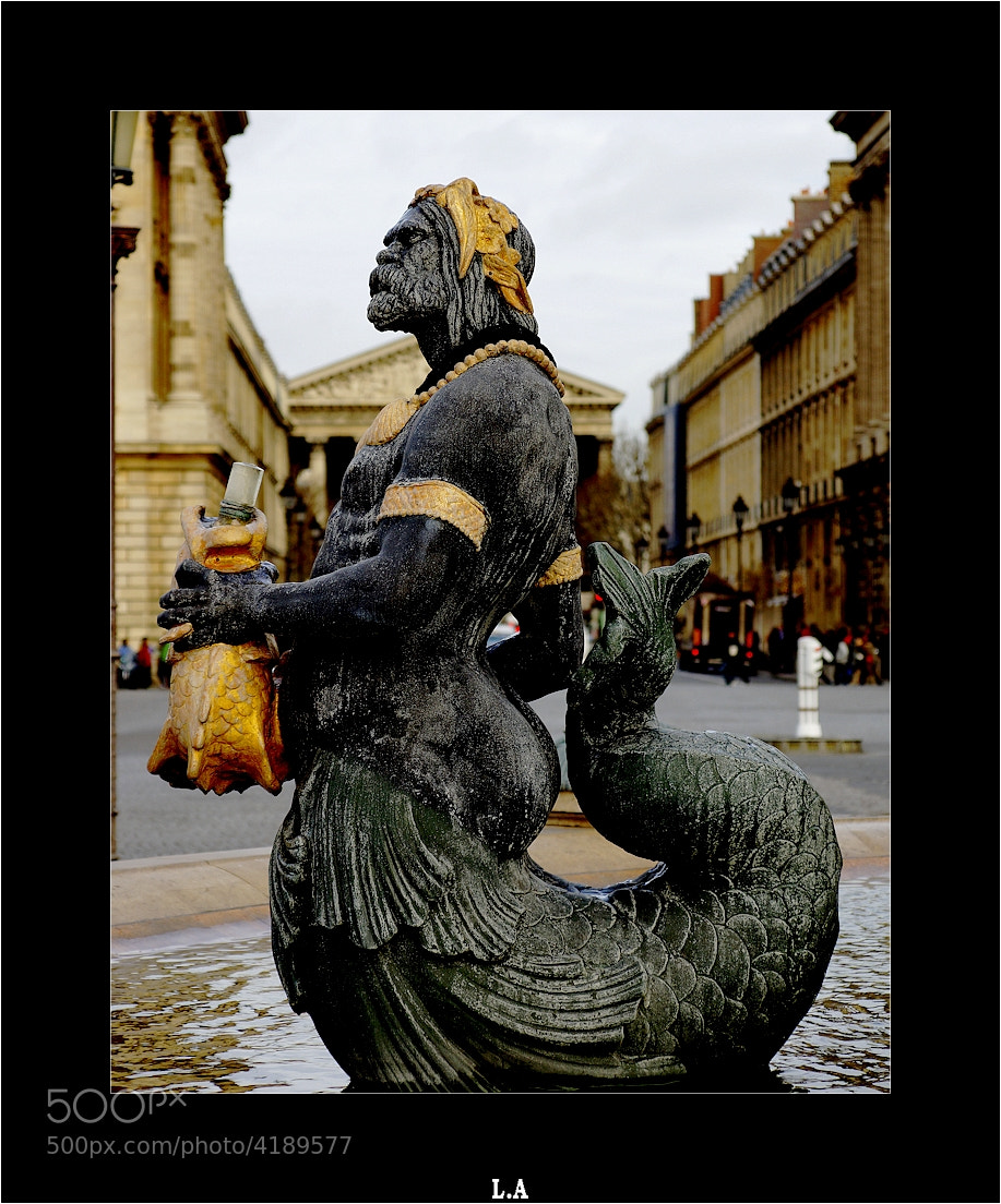 Photograph Poseidon in Paris by Loïc Auffray on 500px