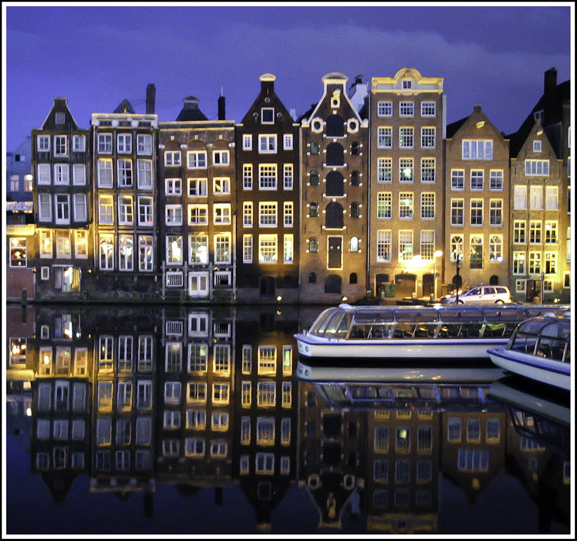 Photograph Evening in Amsterdam by J. E. Bark on 500px