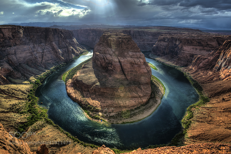 Horseshoe Bend by Mac Hawg on 500px.com