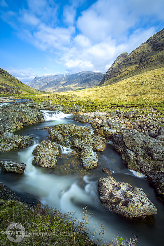 Photograph Glen Etive by Ramon Stijnen on 500px