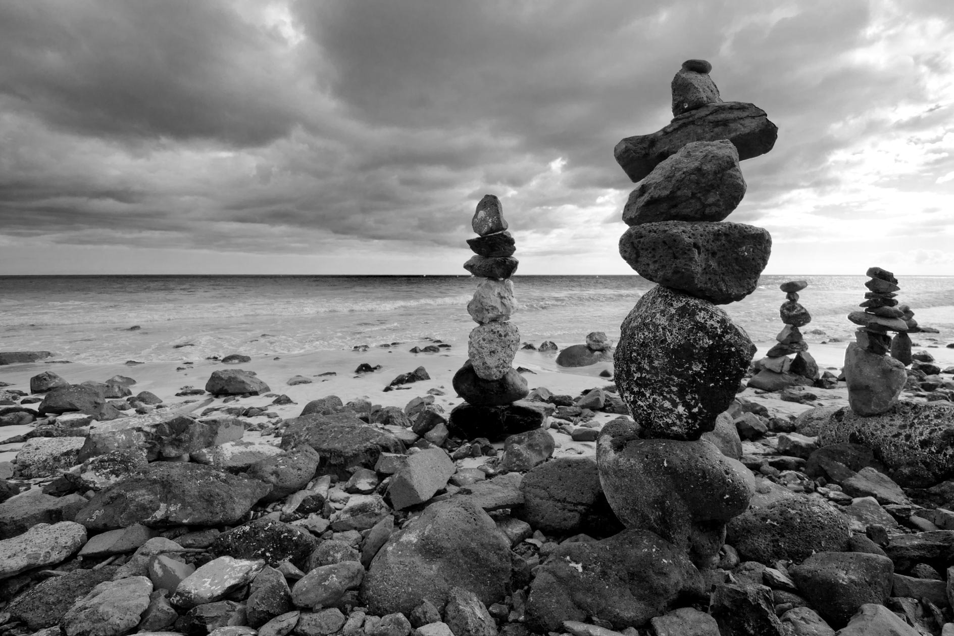 Photograph stones by Floyd Schauer on 500px