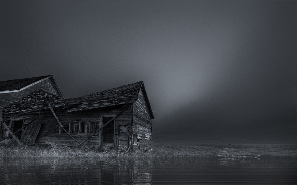 Photograph Lost house..				 by Roman Trudowoi on 500px