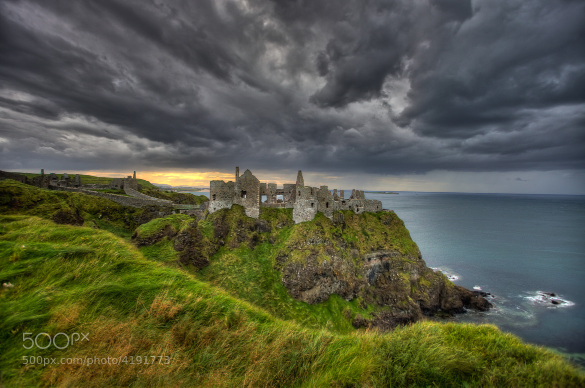 Photograph Dunluce Castle 2 by Tyler Gardner on 500px