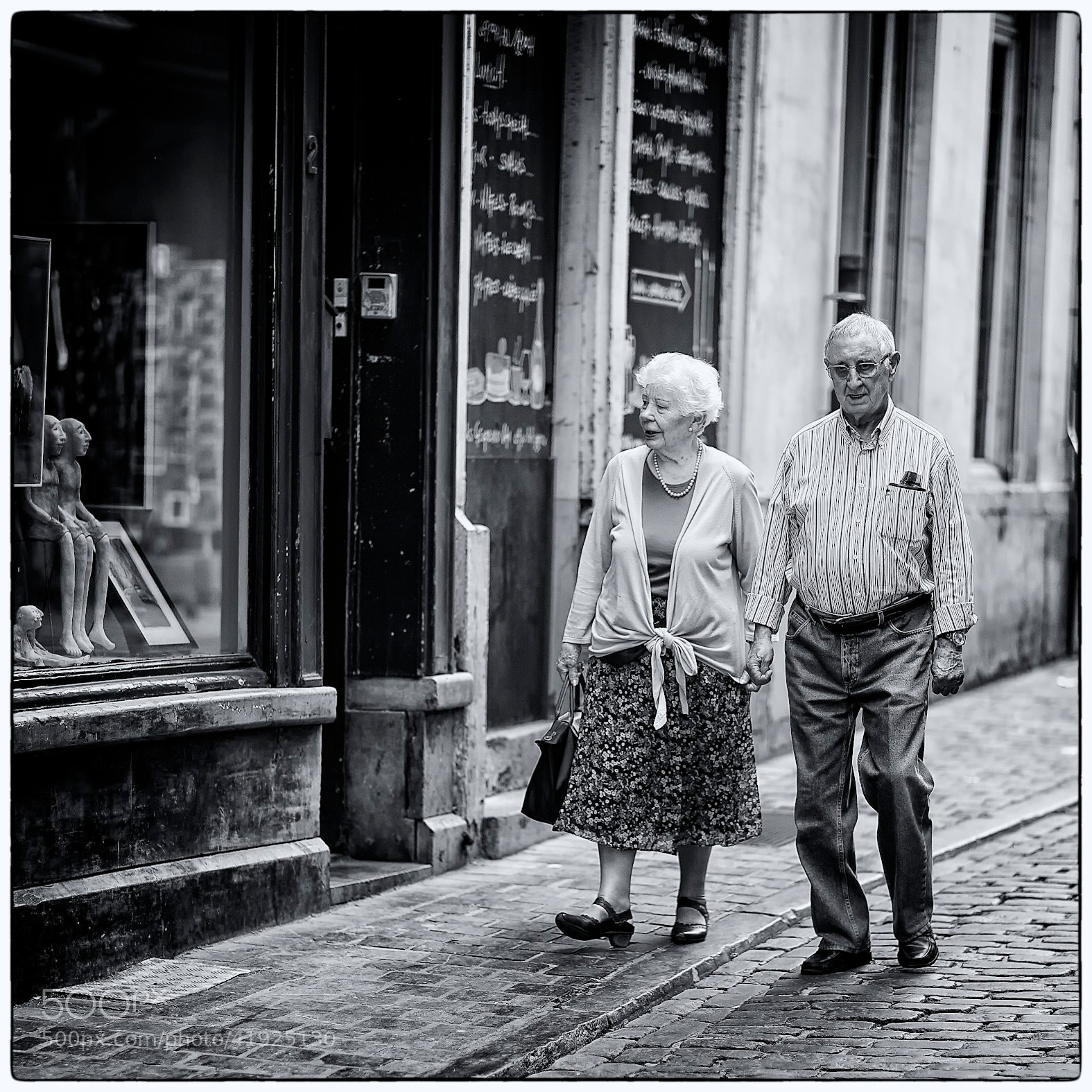 Photograph The Observers by Fouquier  on 500px