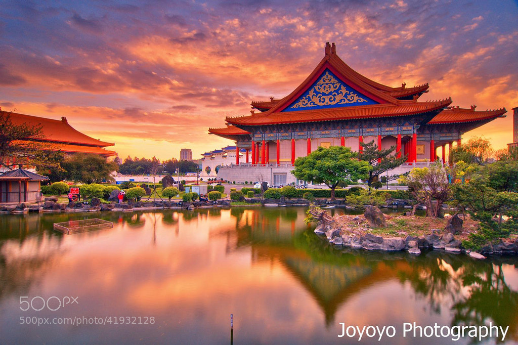 Photograph sunset by Yong-Cyuan Chen on 500px