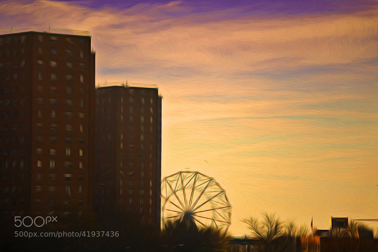 Photograph Coney Island by Larissa Beniaminova on 500px