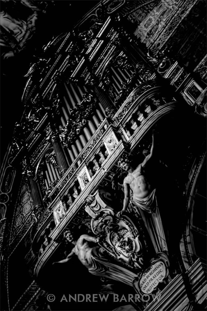 Photograph Church Organ by Andrew Barrow LRPS on 500px