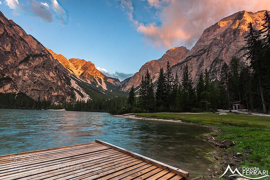 Photograph Bronze Peaks by Davide Ferrari on 500px