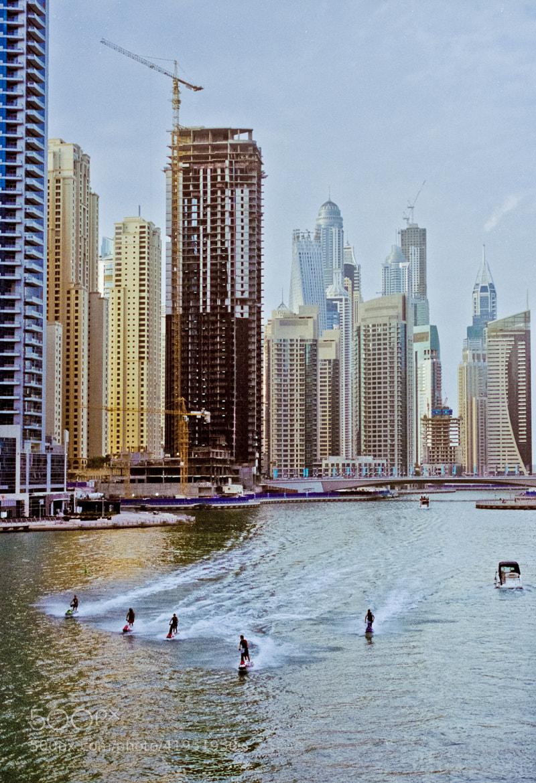 Photograph Dubai Marina by Pavel Raykov on 500px