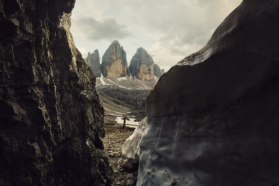 Photograph tre cime by Lukas Furlan on 500px