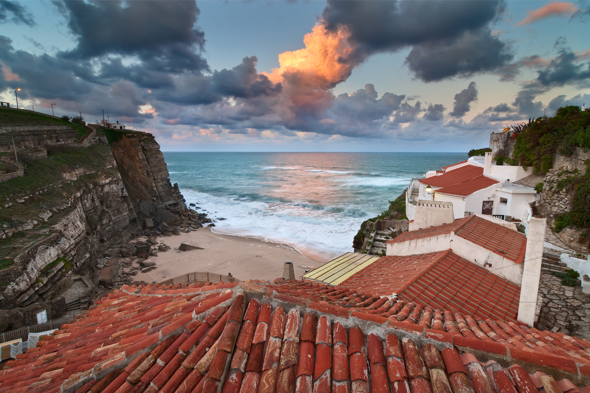 Photograph Azenhas Do Mar - Farewell by Michael  Breitung on 500px