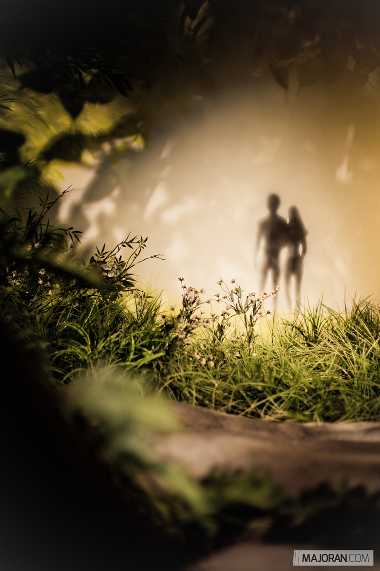 Photograph Adam and Eve by Ray Majoran on 500px