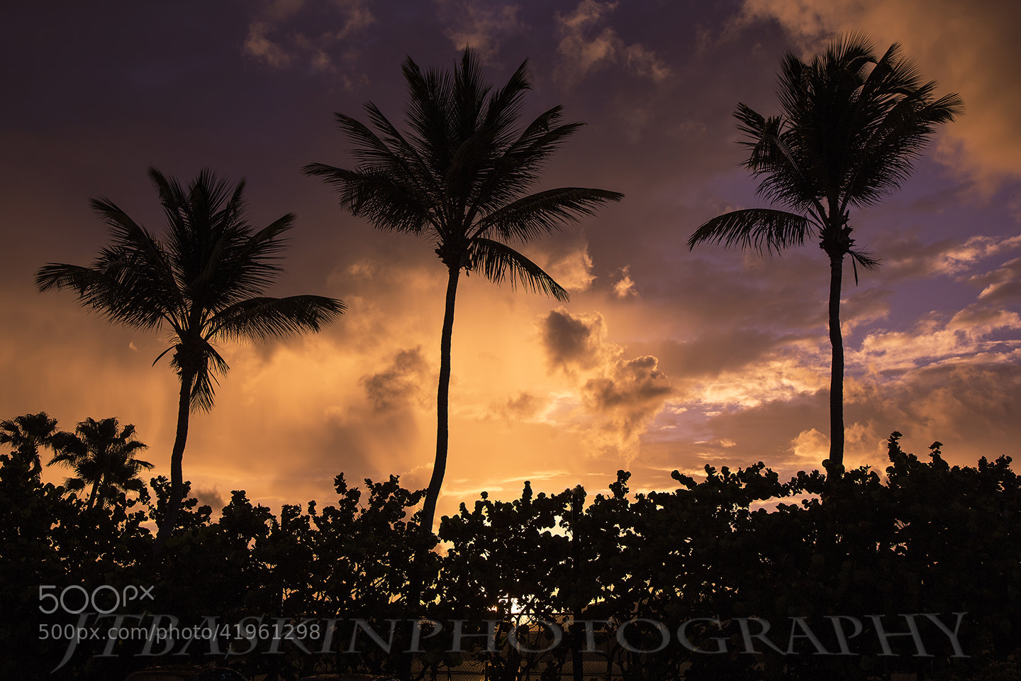 Photograph Sunrise on the Islands - St. Maarten, French West Indies by taylor baskin on 500px