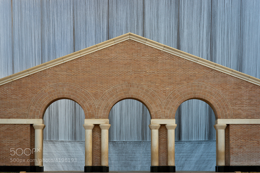 Also known as the Williams Waterwall.  Image taken near the Galleria in Houston