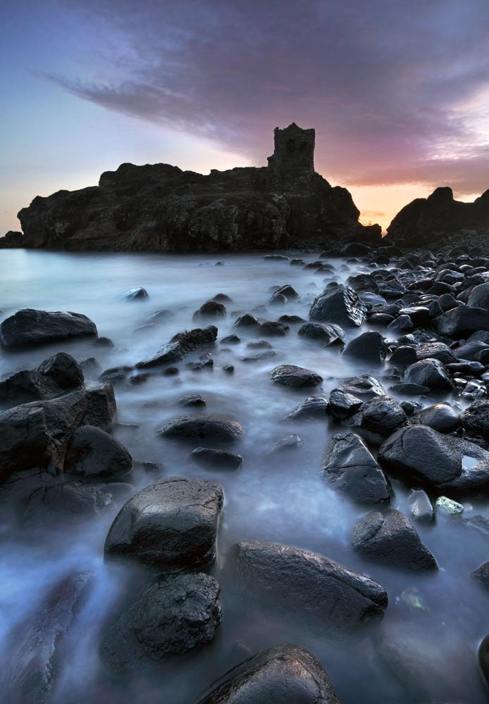 Photograph Kinbane Castle by Stephen Emerson on 500px