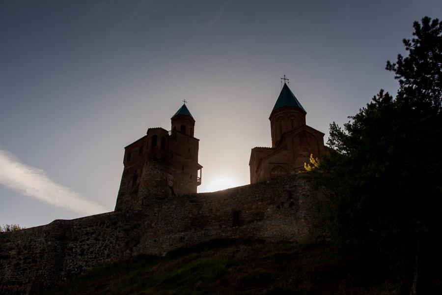 Mtskheta monastery