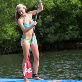 Austin Paddle board SUP-ATX
