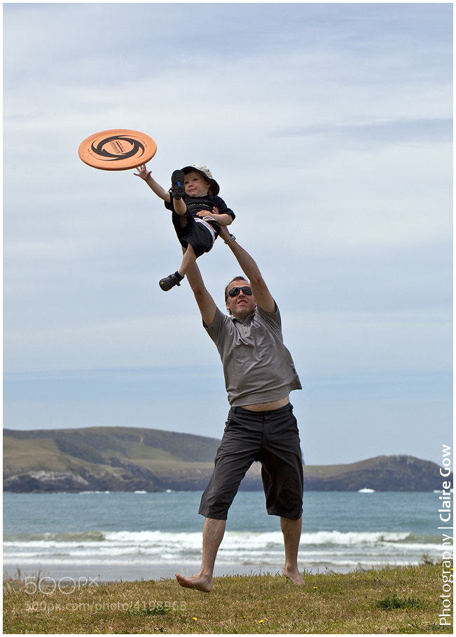 Photograph Frisbee Fun by Adam Gow on 500px