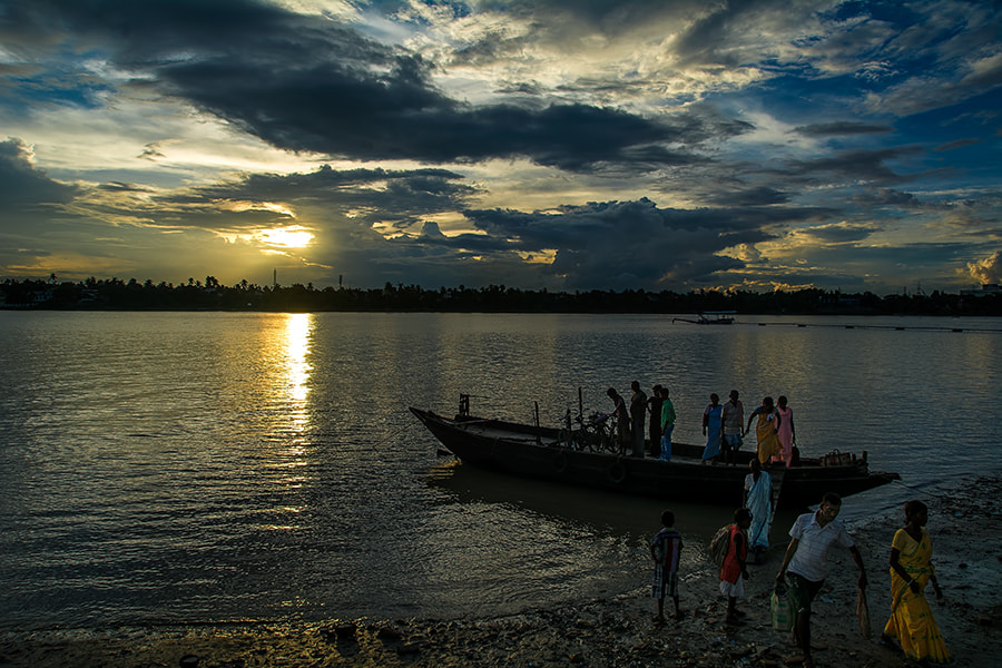 Photograph Back Home by Sourik Ghosh on 500px