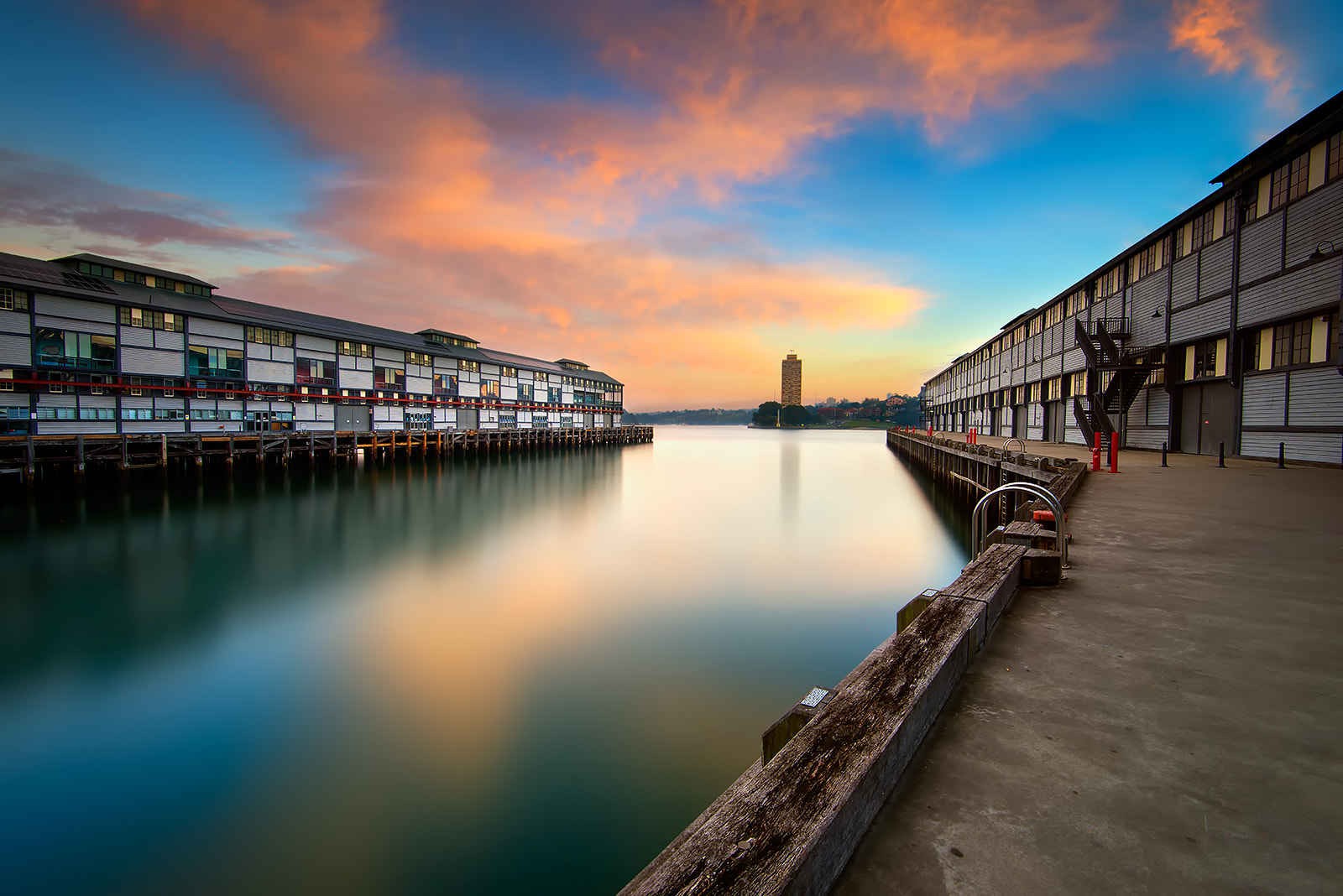 Photograph Pier 2 by Goff Kitsawad on 500px