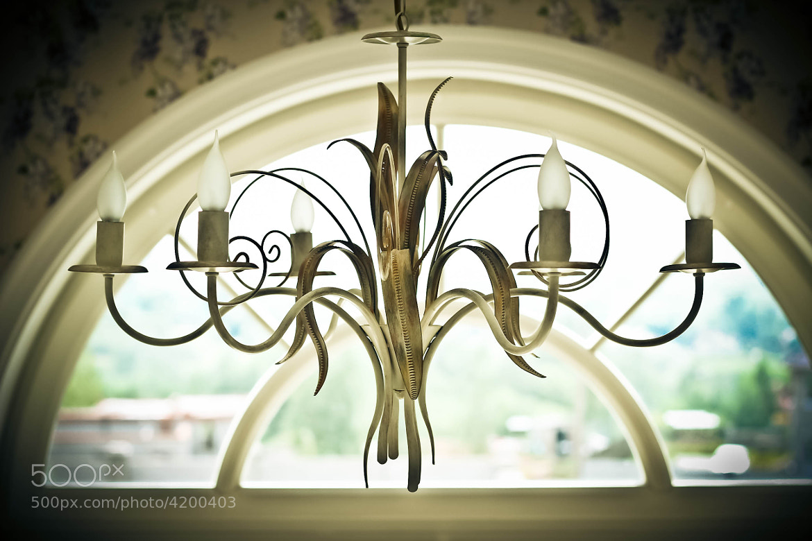 Photograph Chandelier by Anny Kats on 500px