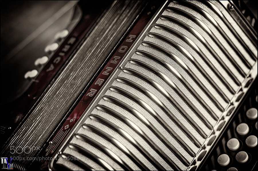 Photograph Accordion by Luc V.. on 500px