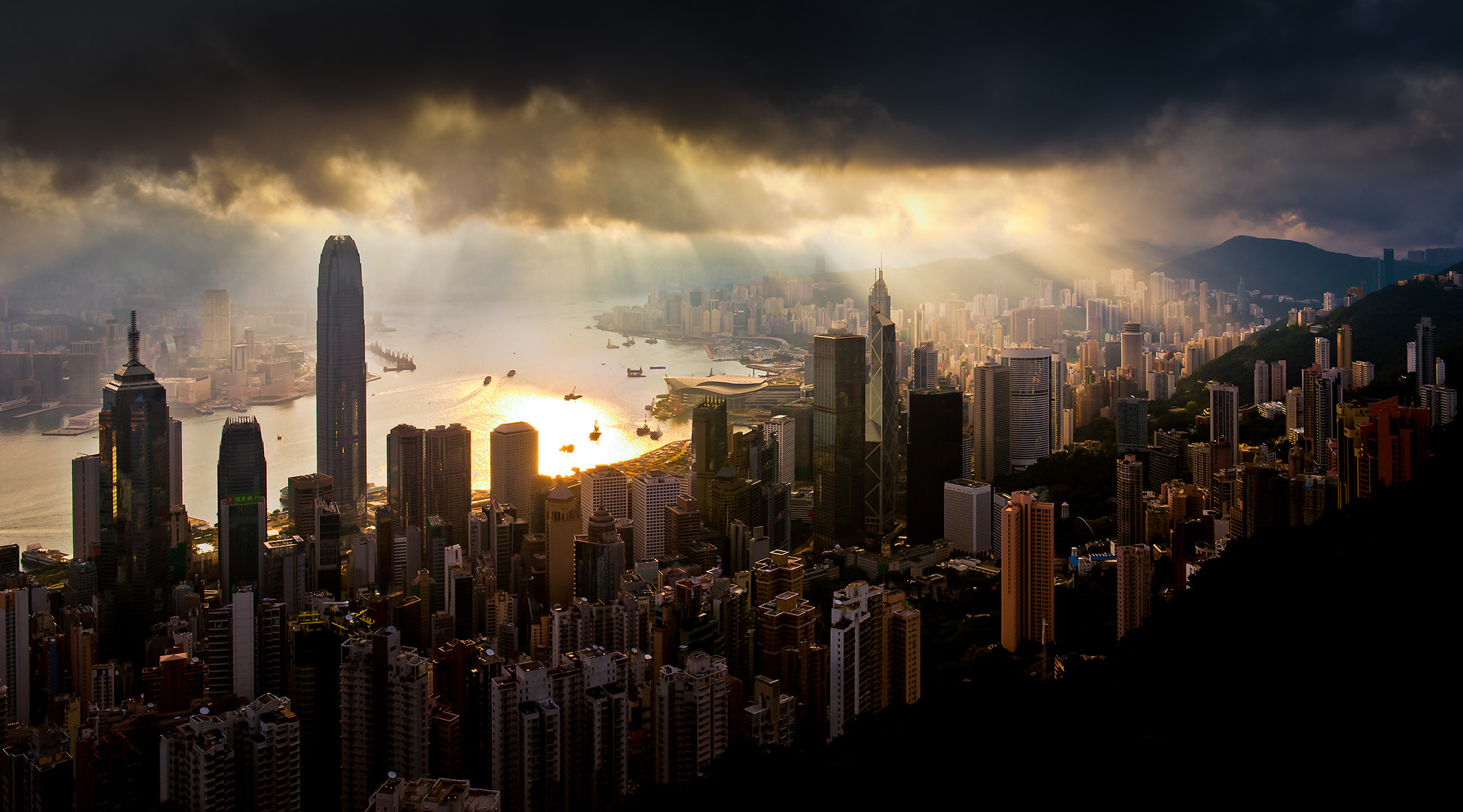 Photograph city of Hongkong by Coolbiere. A. on 500px
