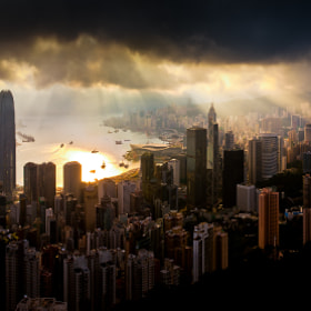 city of Hongkong by Coolbiere. A. (Vorrarit)) on 500px.com