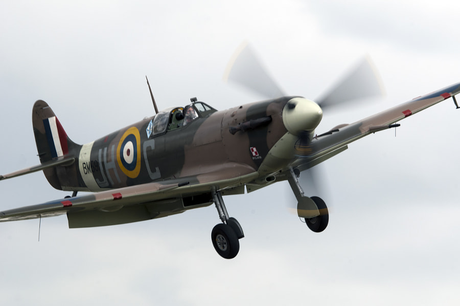 Taken at the 2011 Duxford Legends Air Show
