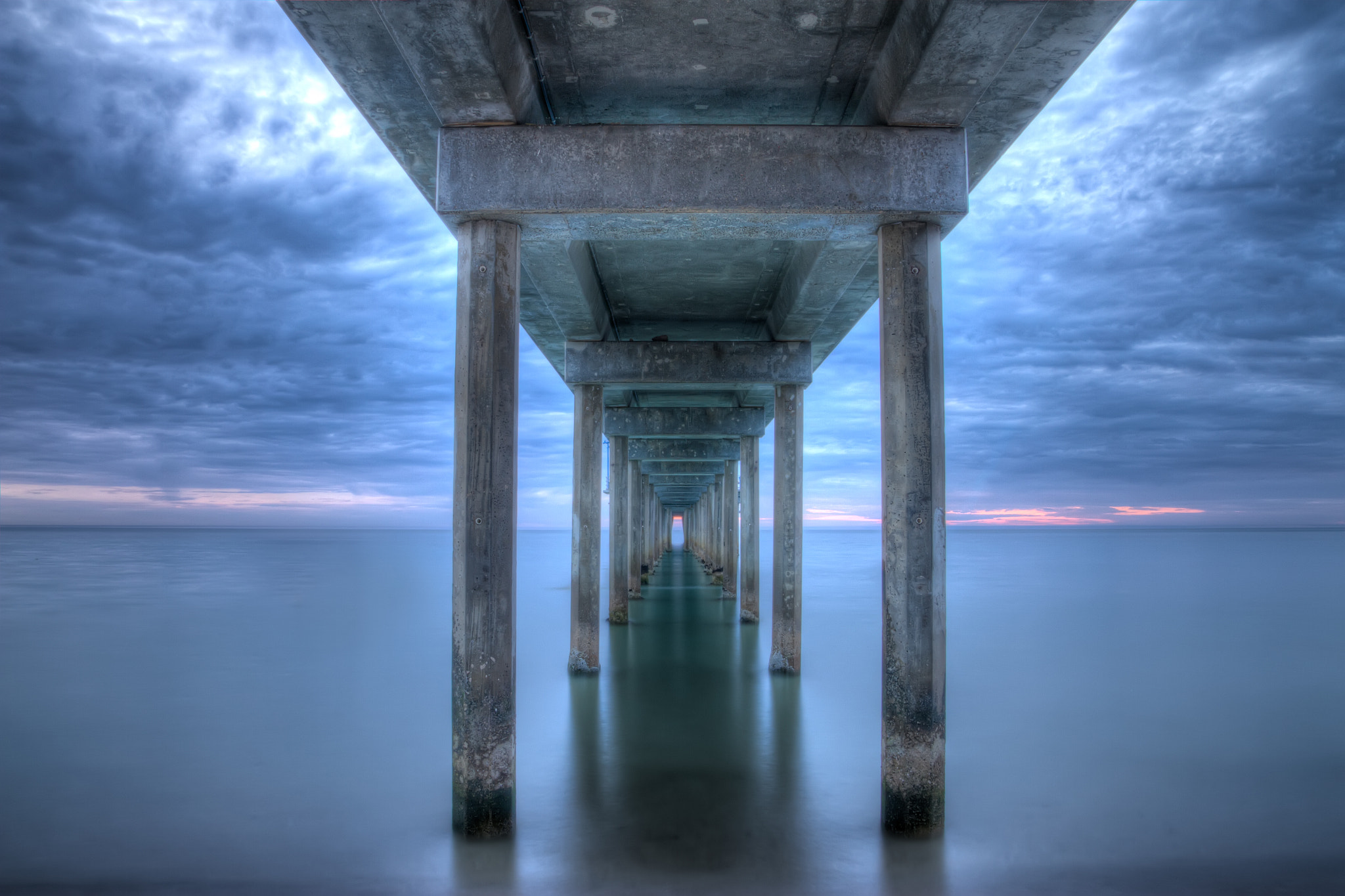 Photograph Under the Boardwalk by Adam Forbes on 500px