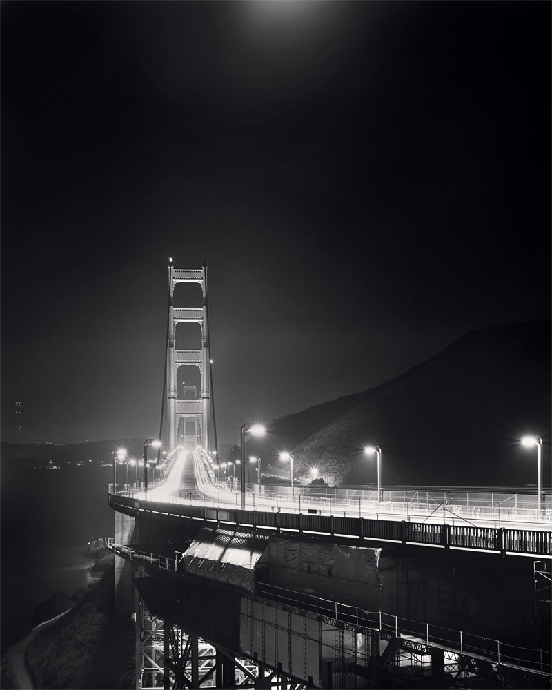 Photograph The Gate - San Francisco,*4x5 - USA by Ronny Ritschel on 500px