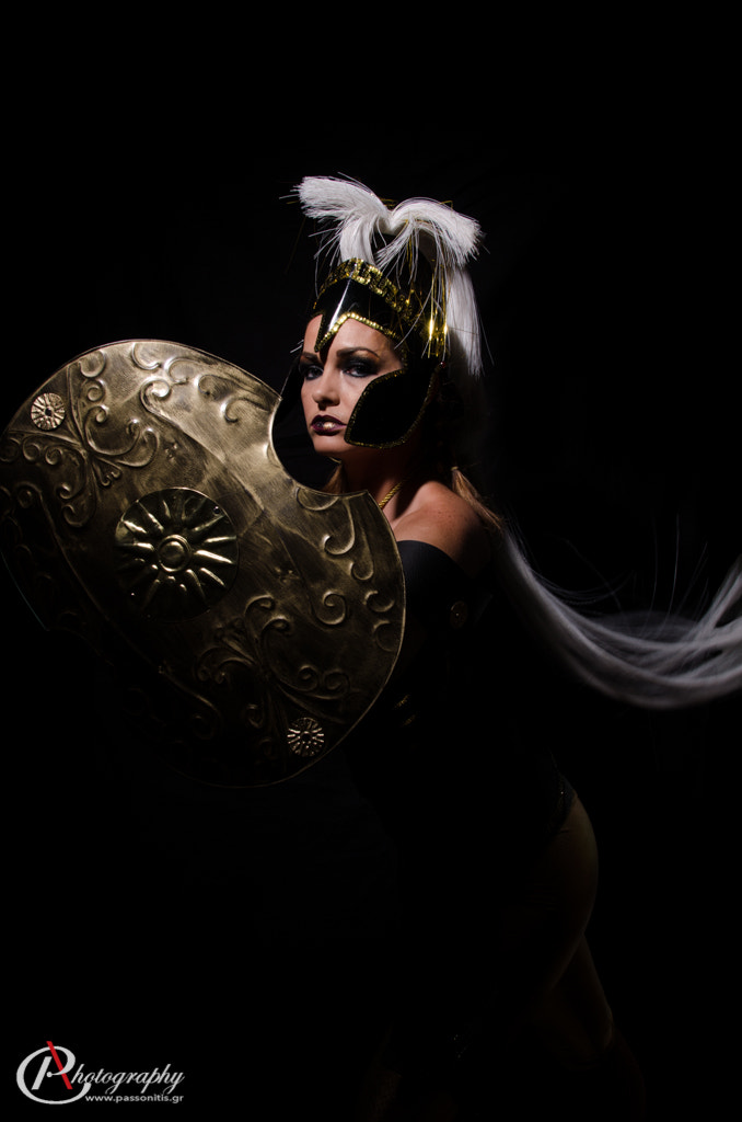 Photograph Macedonian Warrior by Panagiotis Assonitis on 500px