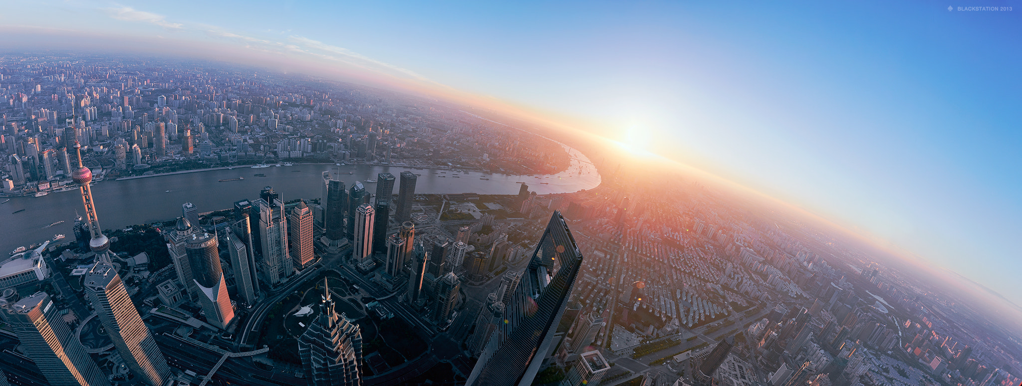 Photograph the Shanghai Planet by Black Station on 500px