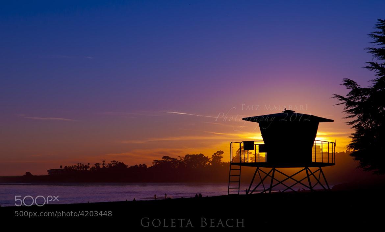 Photograph Goleta Beach by Fayiz Melibary on 500px
