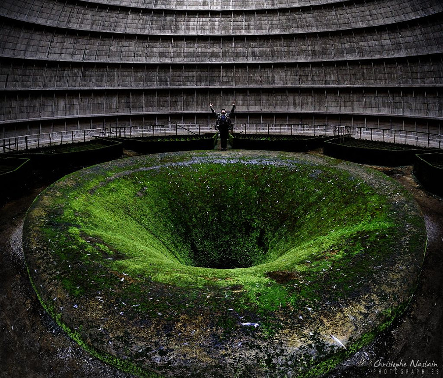 Cooling Tower Power Plant IM by Christophe Naslain on 500px.com
