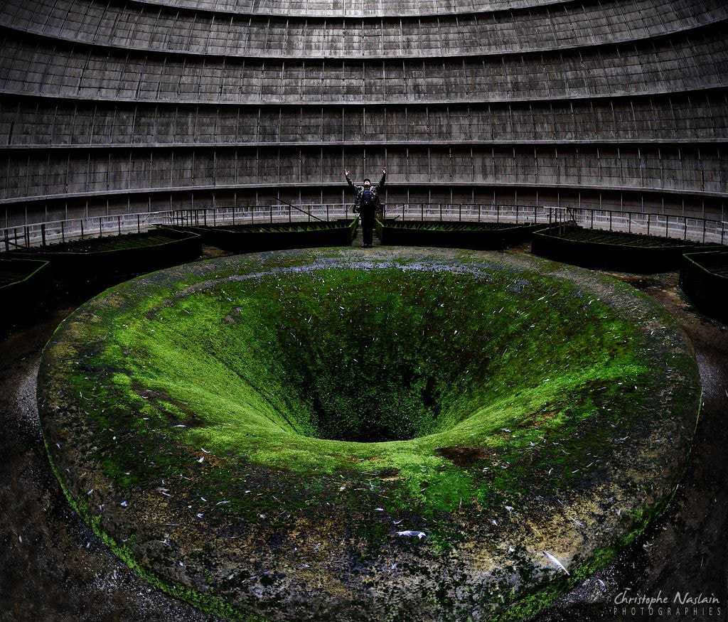 Photograph Cooling Tower Power Plant IM by Christophe Naslain on 500px