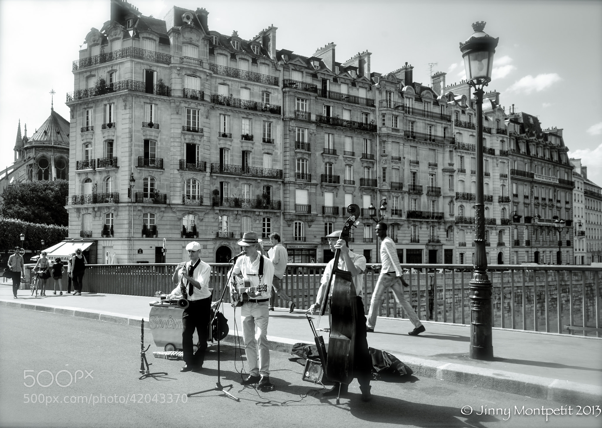 Photograph Street Music by Jinny Montpetit on 500px