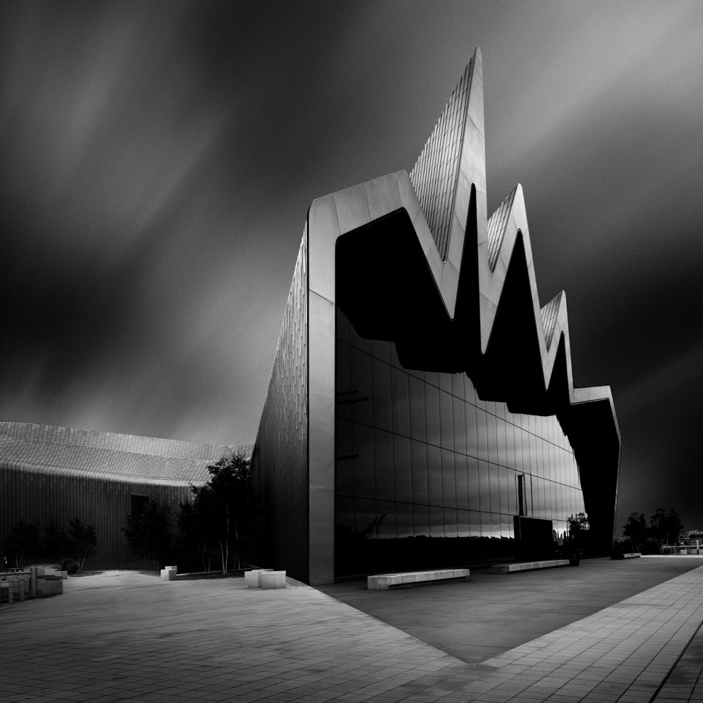 Photograph Glasgow Riverside Museum by Billy Currie on 500px