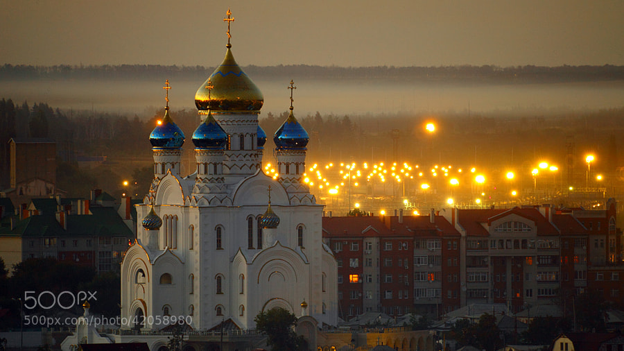 Photograph Russia by Sergey Bogomyako on 500px