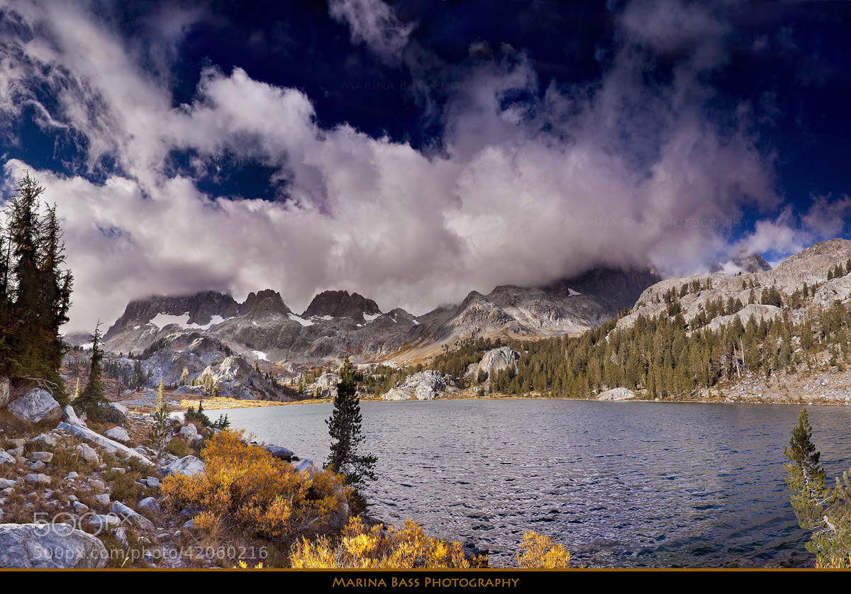 Photograph Ediza Lake by Marina Bass on 500px