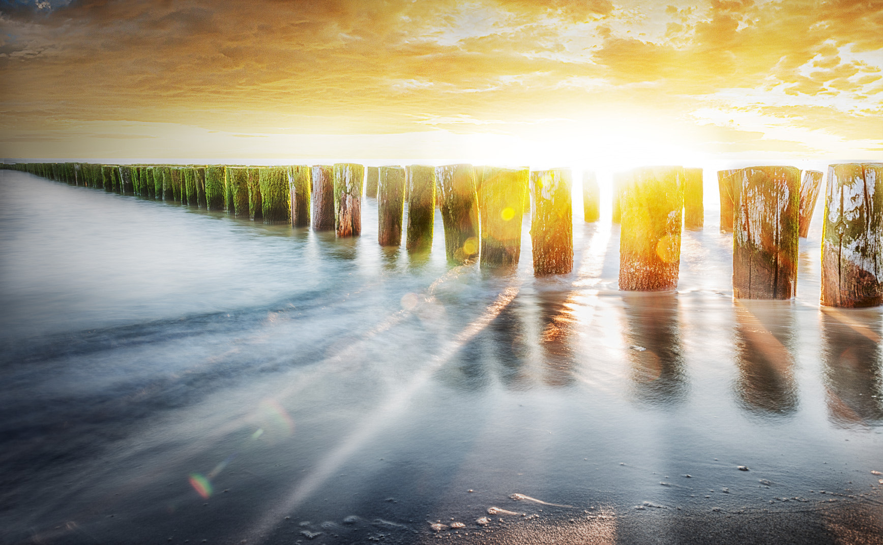 Photograph Into Sea by Armin Barth on 500px