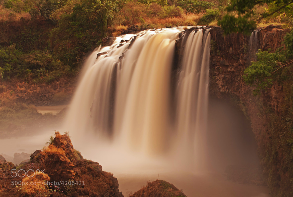 Photograph Nile Falls by Csilla Zelko on 500px